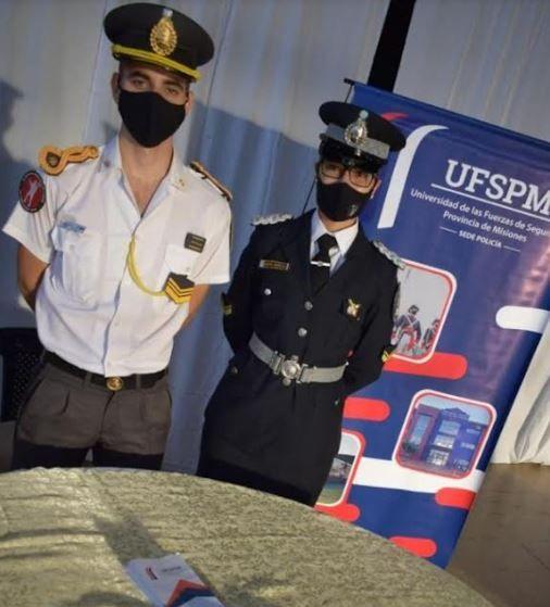 Este lunes comienzan las inscripciones para la Universidad de las Fuerzas de Seguridad Provincia de Misiones