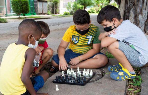 Cuba, primer país en tener campaña masiva de vacunación contra el COVID-19 en niños desde los 2 años
