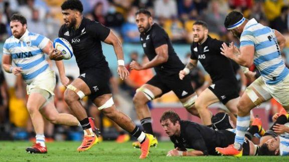 Rugby Championship: Los Pumas cayeron ante los All Blacks
