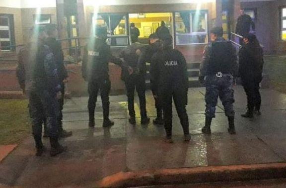 25 de Mayo: detuvieron a un hombre acusado de agredir y amenazar a su ex pareja