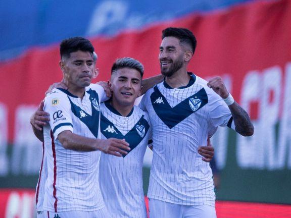 Vélez le ganó a Aldosivi en un partidazo de cinco goles