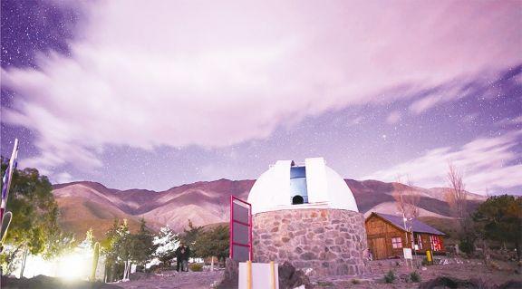 El cielo en la tierra desde la pintoresca Ampimpa