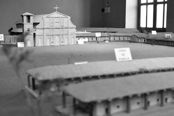Concepción de la Sierra: impronta única con el resguardo jesuítico