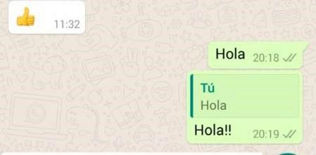 WhatsApp sobrecargado