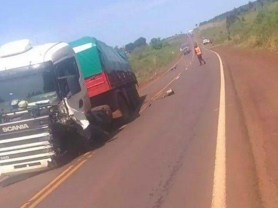 Padre e hijo médicos perdieron la vida al chocar de frente con un camión en Liebig, uno trabajaba en Posadas