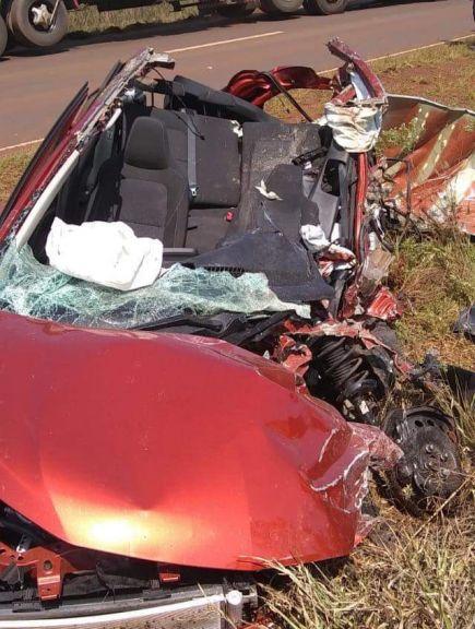 Reconocidos médicos murieron en un accidente automovilístico