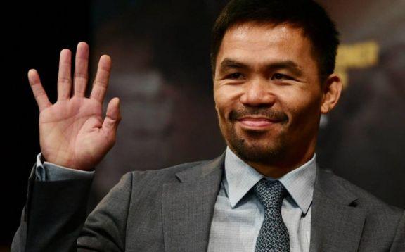 El boxeador Manny Pacquiao será candidato a la presidencia de Filipinas en 2022