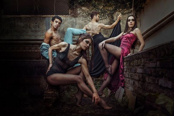 Este jueves se realizará una nueva Gala de Ballet en el Teatro Lírico