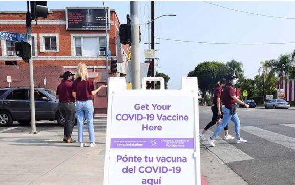 Estados Unidos levantará las restricciones de ingreso al país para quienes estén vacunados