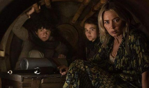 En la primavera del IMAX llegan Croods y Un lugar en silencio
