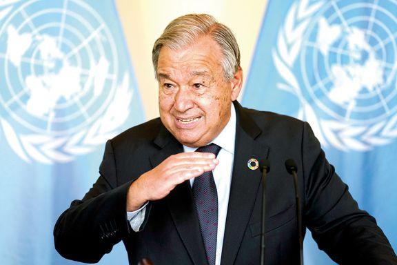 """Guterres en la ONU: """"El mundo nunca ha estado tan amenazado"""""""