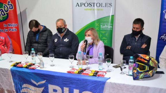 Se presentó en Apóstoles el Gran Premio 43° Fiesta Nacional e Internacional de la Yerba Mate