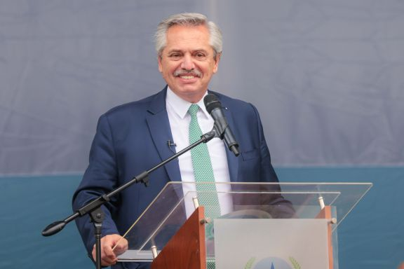 """Alberto Fernández: """"El mensaje que recibimos lo hemos oído"""""""