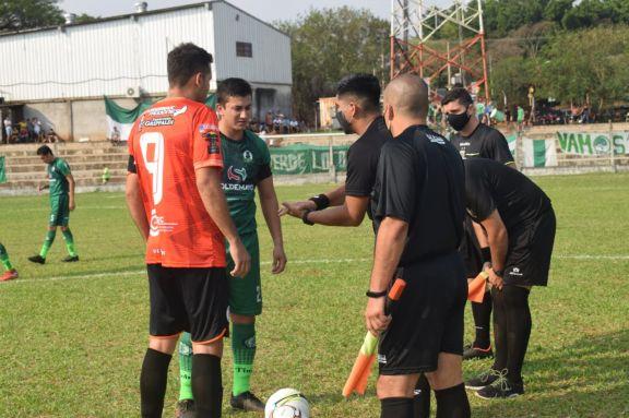 Timbó y Nacional de Piray se enfrentan este domingo en un partido decisivo