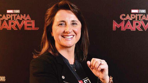 Victoria Alonso,  una argentina al  frente de Marvel