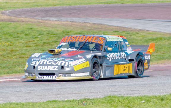 Bundziak quiere seguir sumando en la  Copa de Oro del TC Mouras en La Plata