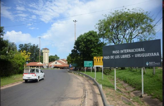 Corrientes solicitó la apertura de sus tres pasos