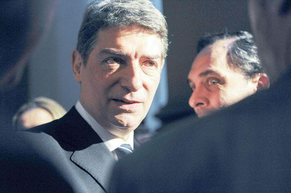 Horacio Rosatti fue elegido como presidente de la Corte Suprema