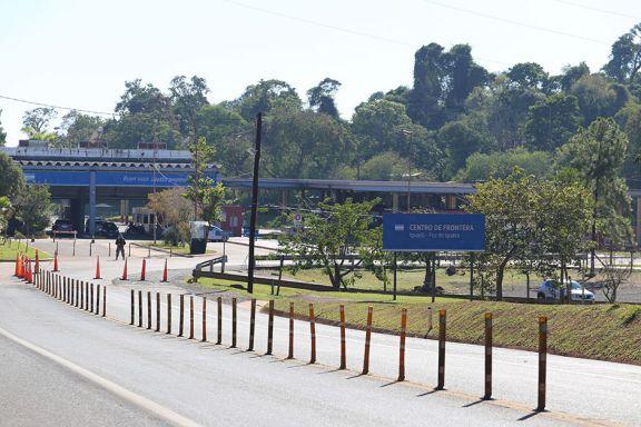 Se volvió a elevar a Nación el protocolo para abrir frontera entre Foz e Iguazú