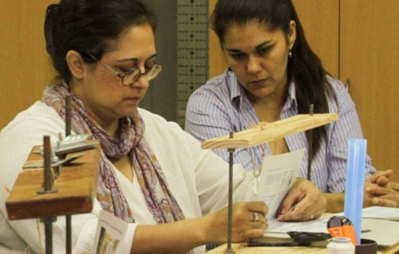Se realizará un taller de Encuadernación Artística en la Biblioteca del Parque del Conocimiento