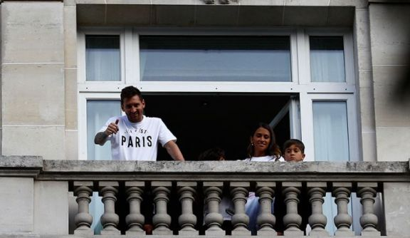 Messi vivirá en París en una casa cuyo alquiler cuesta 20.000 euros mensuales
