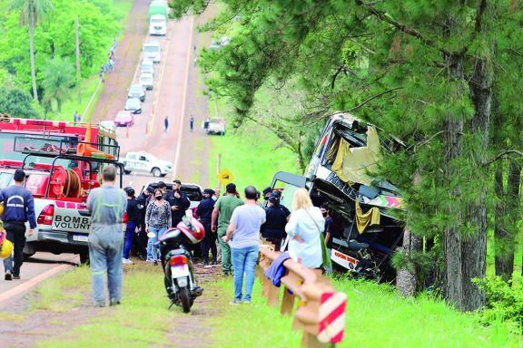 Accidente en Roca: son cuatro las personas que continúan internadas, dos de ellas con cuidados intensivos