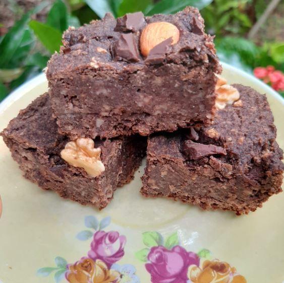 Animate y prepará estos deliciosos brownies de porotos