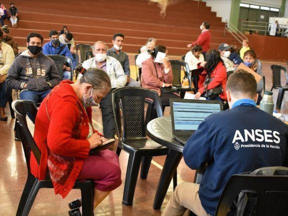 Amplia demanda en gestiones relacionadas a políticas de discapacidad en operativo de Anses