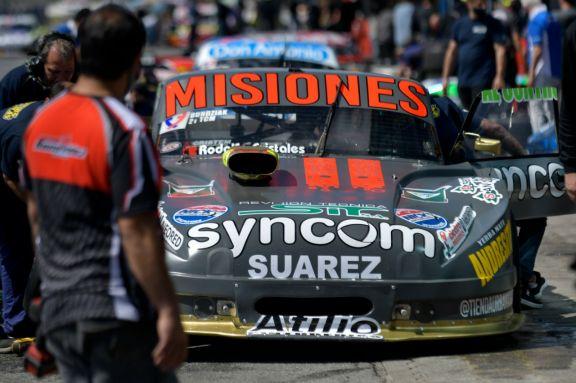 Bundziak fue 7° en los ensayos de la 13° fecha del TC Mouras en La Plata
