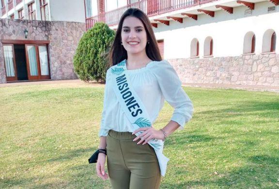 Tiara Bidese representará a los estudiantes en la Fiesta Nacional