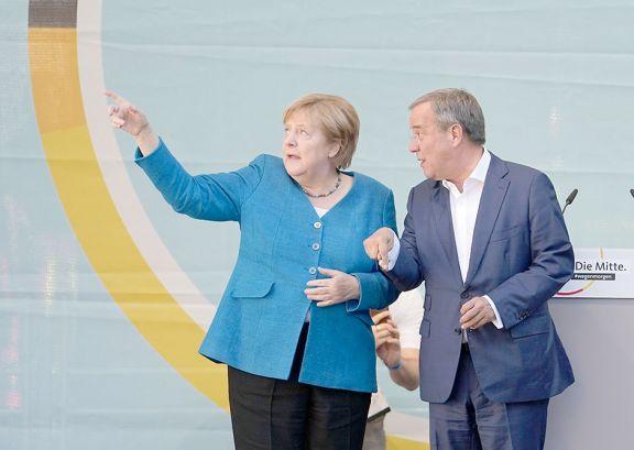 Los alemanes elegirán hoy  al sucesor de Ángela Merkel