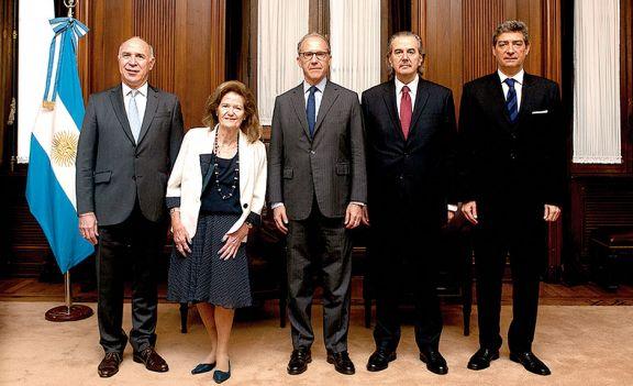 Cambios y tensiones en la Corte Suprema de Justicia
