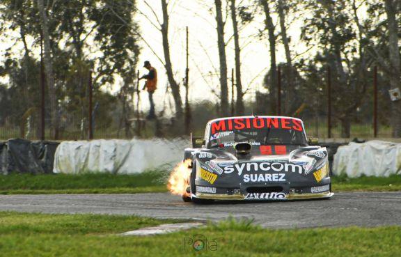 Bundziak fue décimo en la clasificación del TC Mouras en La Plata