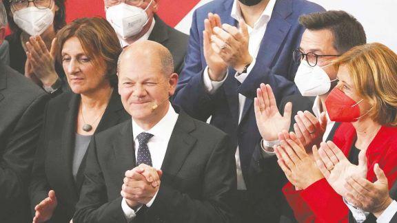 La oposición socialdemócrata cerca del triunfo en Alemania