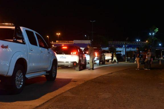 Tancredo Neves: Intentaron cruzar pero Brasil no autoriza el acceso de argentinos