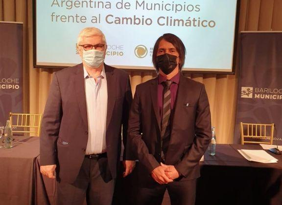 Cambio climático: Montecarlo participó en la III Asamblea Nacional de Intendentes de la RAMCC