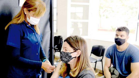 Covid: Misiones cerrará el mes con casi 200 mil vacunas aplicadas