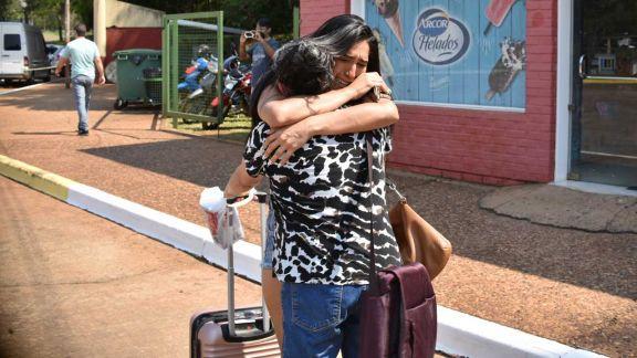 En medio de emociones cruzadas, se habilitó  el cruce Iguazú-Foz después de 560 días
