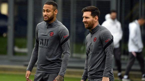 Messi prepara su regreso en el PSG en el cruce ante el Manchester City