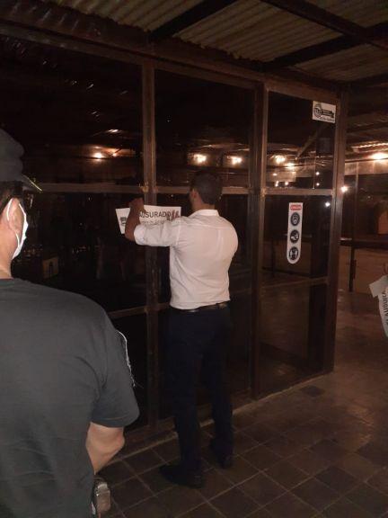 El Intendente se refirió a la suspensión del recital de Los Totora en un bar de la Costanera