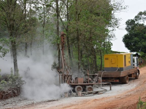 San Pedro: avanza la obra hídrica que beneficiará a familias de San Lorenzo III