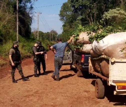 Refuerzan operativos en zonas rurales de Comandante Andresito