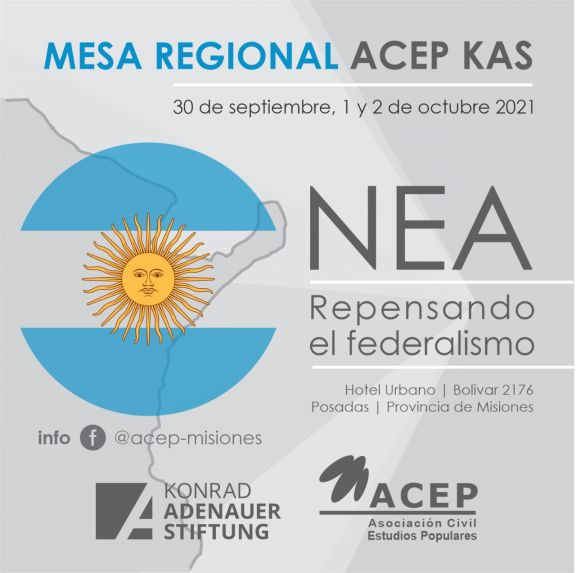 La Acep y la Fundación Konrad Adenauer congregan a dirigentes del Nea para analizar la actualidad