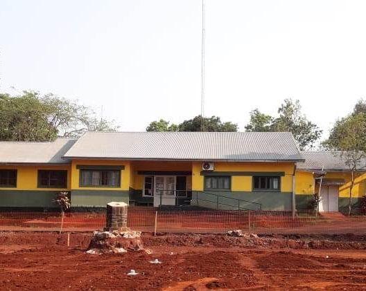Nuevo hospital de Libertad, el dilema, la reubicación del histórico reloj de sol