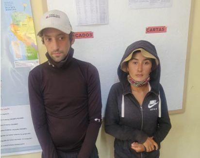 Mañana arribaría la pareja de estafadores detenida en Bolivia