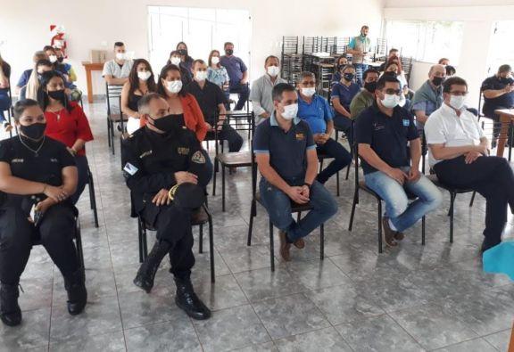 La municipalidad de San Vicente entre las primeras a luchar contra el consumo de tabaco