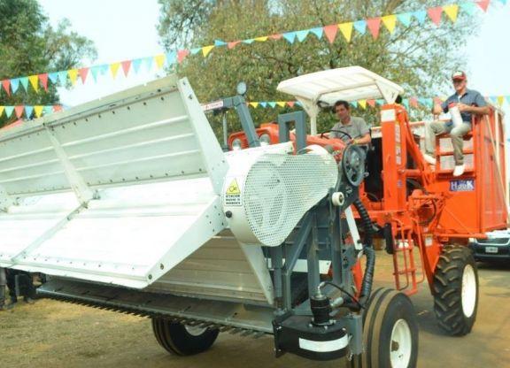 Andresito volverá a mostrar su potencialidad en la 26º Provincial del Agricultor