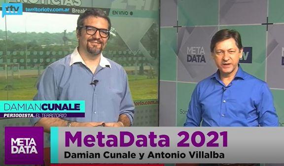 MetaData #2021: Un programa de frontera