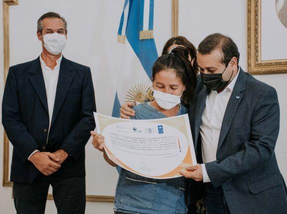 """Herrera Ahuad ratificó su postura de """"dar valor a quien reasigna rentabilidad para proteger el medio ambiente"""""""