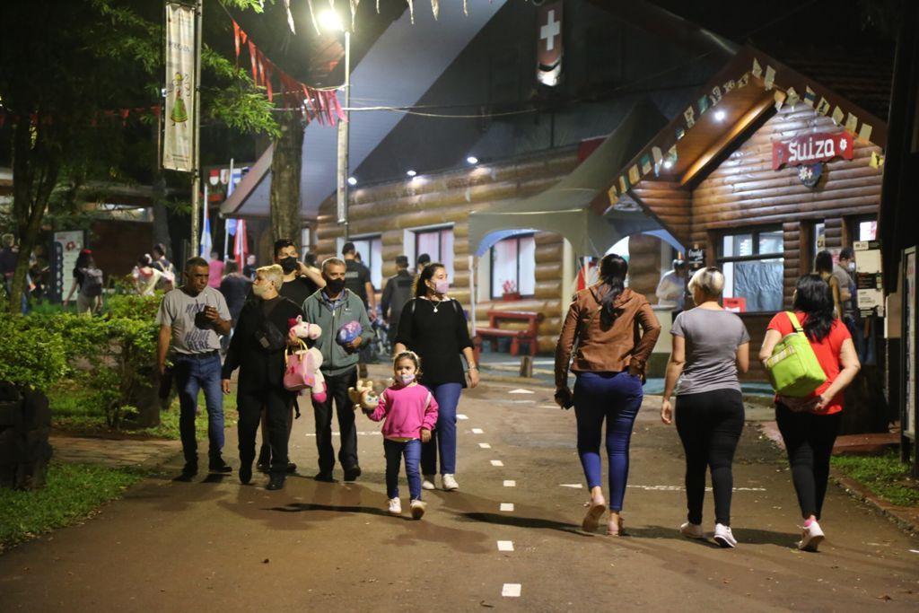 El Parque de las Naciones vibra con la 41ª Fiesta Nacional del Inmigrante